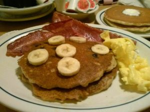 IHOP Fit & Lean Breakfast