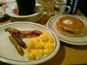 IHOP 2-2-2 Breakfast