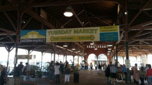 Announcing Tuesdays at Eastern Market - Detroit