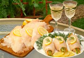 White Wine with Seafood and Chicken